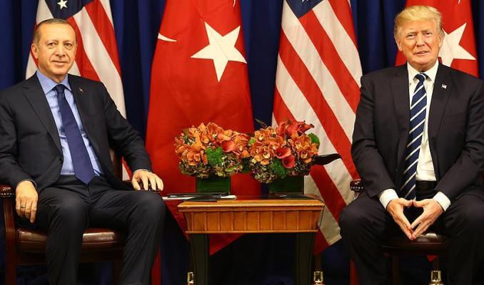 Cumhurbaşkanı Erdoğan Trump ile görüştü... Normalleştirme sinyali
