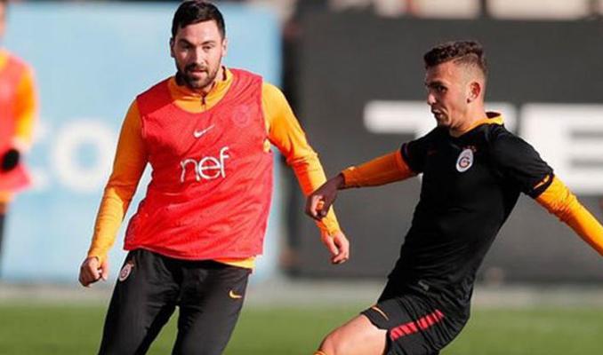 Galatasaray'da bir sakatlık şoku daha