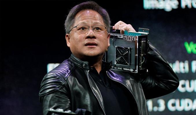 Nvidia'nın piyasa değeri 75 milyar dolar eridi