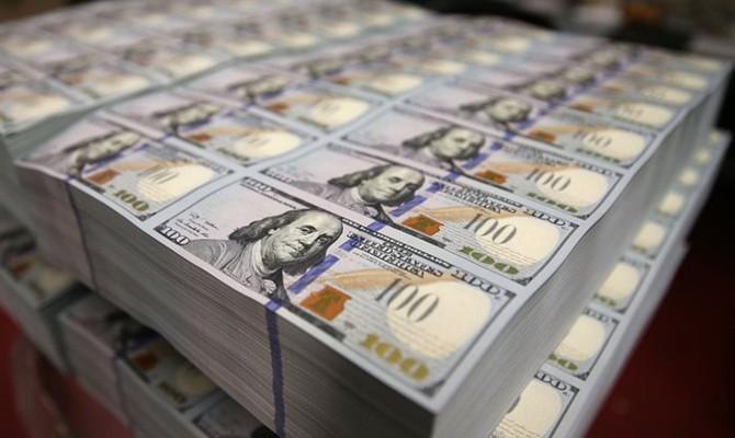Rusya'nın uluslararası rezervleri 2 milyar dolar arttı