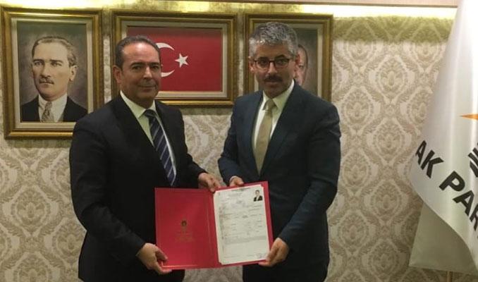 Mükremin Çepni büyükşehir belediye başkanlığına aday