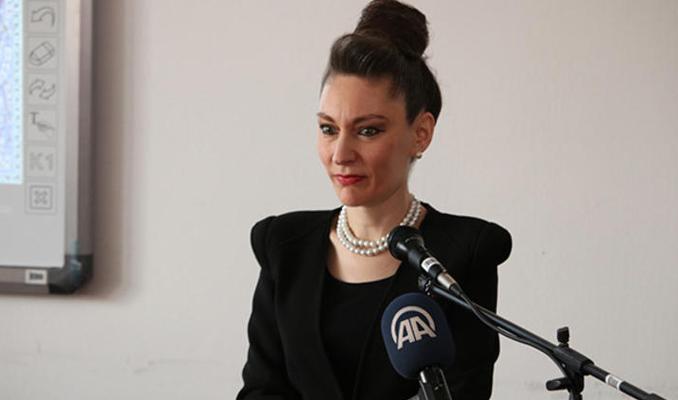 Kosova Büyükelçisi Kıvılcım Kılıç'ın makam aracı kaza yaptı