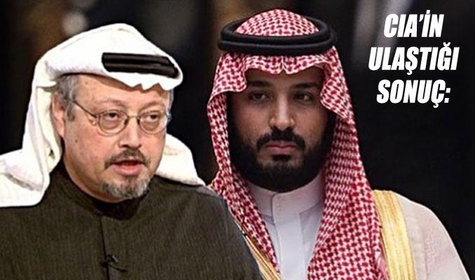 Kaşıkçı cinayetinin emri Prens Selman'dan