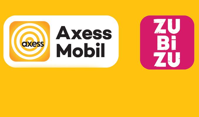 Axess Mobil ve Zubizu güçlerini birleştirdi