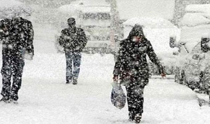 Meteorolojiden kritik kar yağışı uyarısı