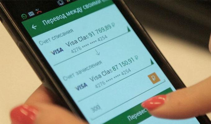 Sberbank kartıyla para transferinde yeni kural