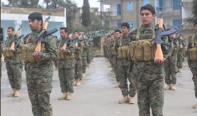 PKK'ya ABD eğitimi fotoğraflandı