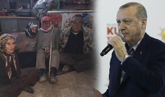 Erdoğan'dan o görüntülere çok sert tepki
