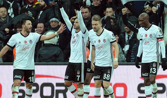 Beşiktaş: 3-1 :Fenerbahçe