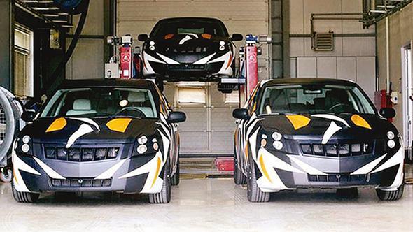 Yıldırım yerli otomobil için tarih verdi