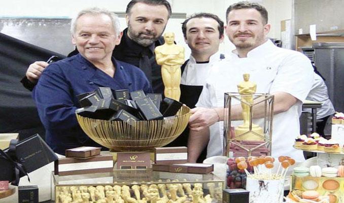 Oscar Ödül Töreni'nde Türk yemekleri