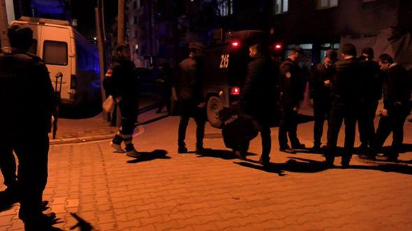 İstanbul'da pompalı dehşeti