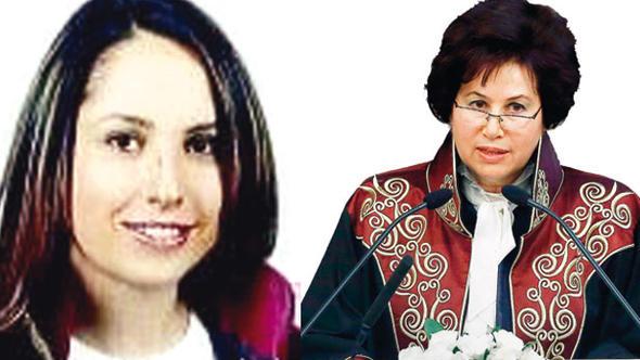 Danıştay Başkanı'nın kızı bir günde Yargıtay'a terfi etti