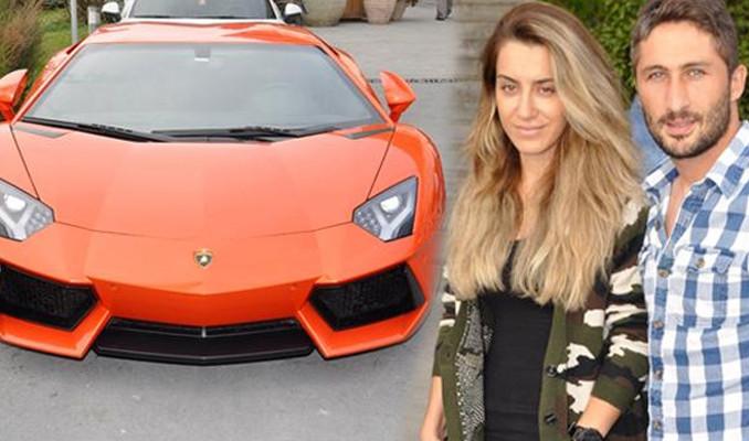 Sabri milyonluk otomobili düğün arabası yaptı
