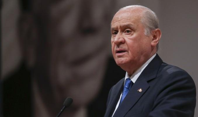 Bahçeli'den CHP-İYİ Parti iş birliğine tepki