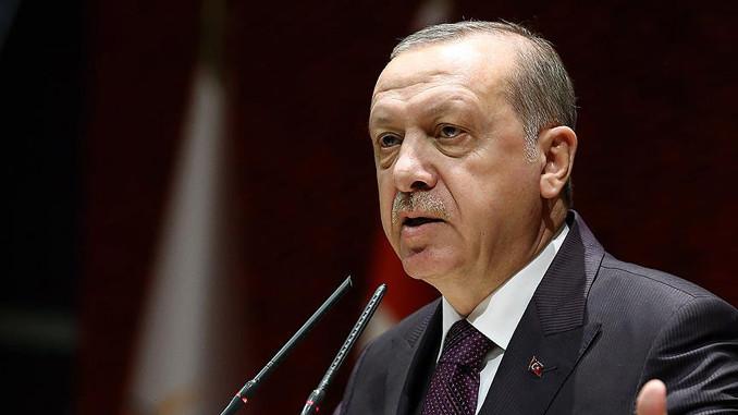Erdoğan: Yaşananlar rezalet
