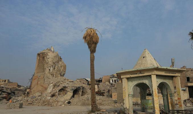 800 yıllık ünlü cami yeniden ayağa kalkıyor
