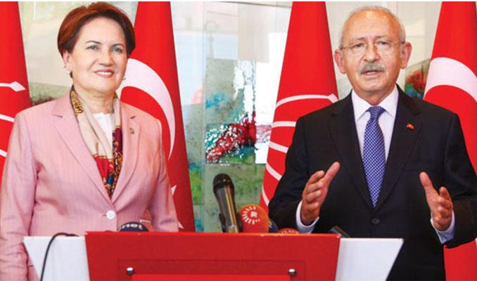 Kılıçdaroğlu, CHP'nin adayını Akşener'e söyledi mi