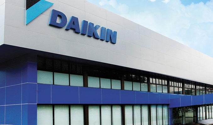 Daikin'dan Türkiye'ye yatırım planı