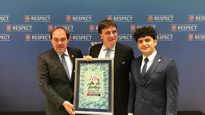 TFF, Euro 2024 için adaylığını açıkladı