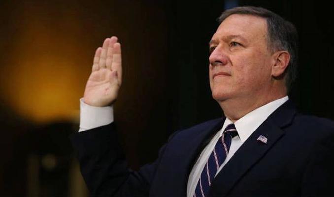 Pompeo ABD'nin yeni Dışişleri Bakanı oldu