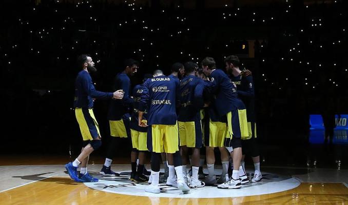 Fenerbahçe Doğuş dördüncü kez Final Four'da