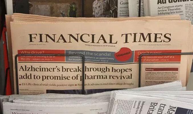 Financial Times faiz artışını nasıl gördü