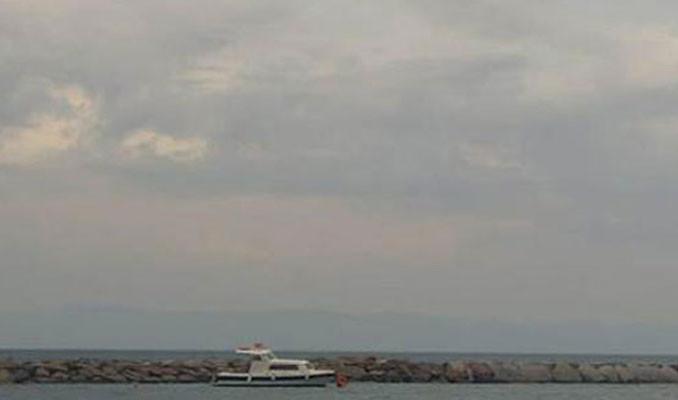 Ayvalık'ta tekne battı: 4 kişi kayıp