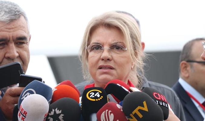 Tansu Çiller Ak Parti mitingine katıldı