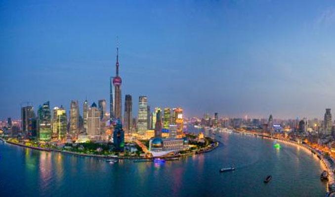 Çin finans sektörü için Şangay'ın liderliği kesinleşti