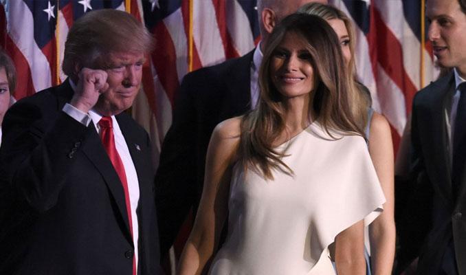 First Lady'den Beyaz Saray'a eleştiri