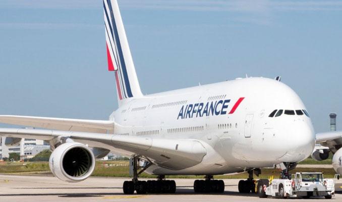 Air France'de grev askıya alındı