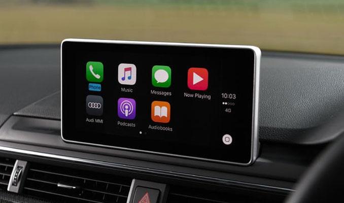 iPhone'lar otomobil çalıştırabilecek