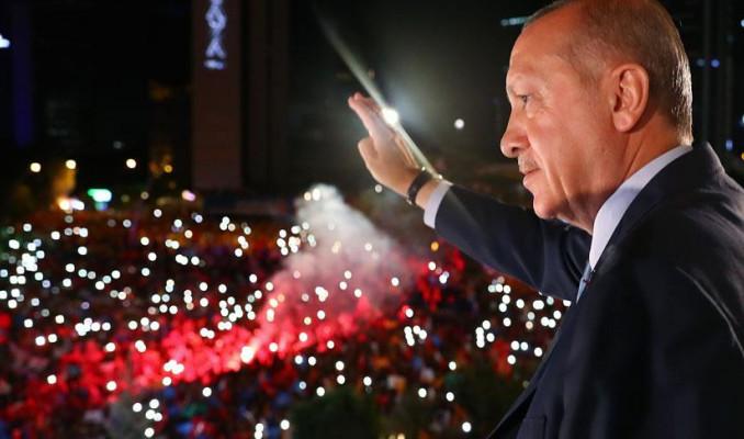 Erdoğan: Milletimizin verdiği mesajı aldık