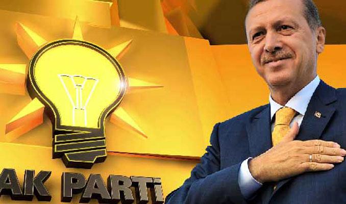 AK Parti'nin oyları Erdoğan'ın yüzde 10 gerisinde