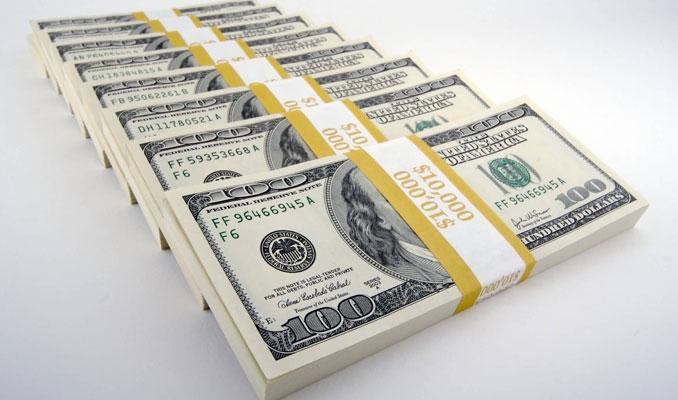 Dolar düşüş yüzde 2'yi aştı