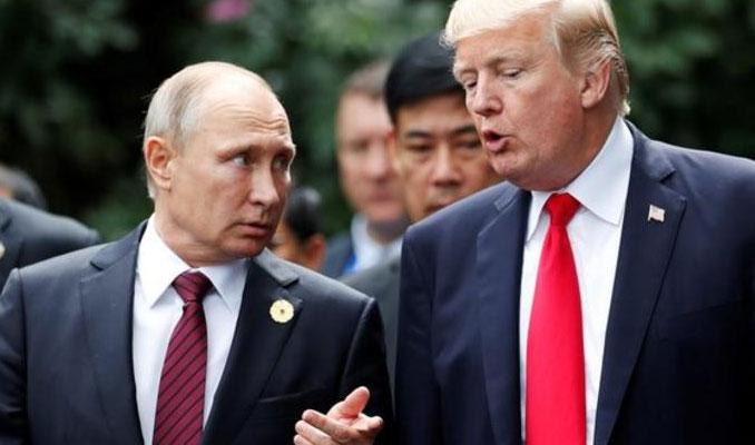 Putin ile Trump 15 Temmuz'da buluşacak