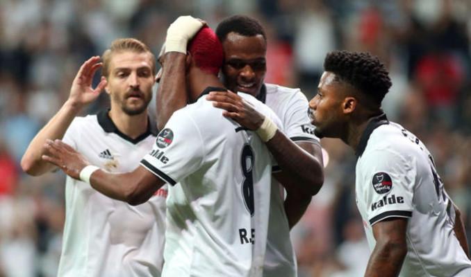 Beşiktaş, kupa beyi Akhisarspor'u devirdi, 3 puanı kaptı!
