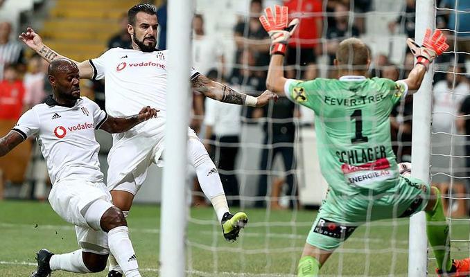 LASK Linz-Beşiktaş maçının hakemi belli oldu
