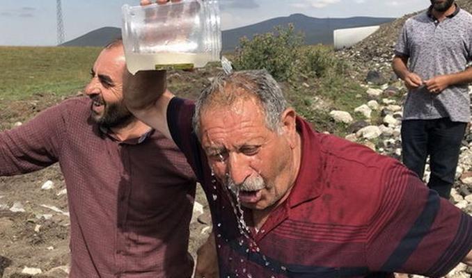 Yıllar sonra su sevinci