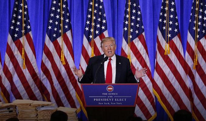 Trump'tan flaş Rusya ve Putin açıklaması