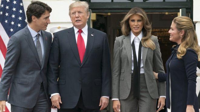 Trump: Medyanın her istediğini yazabiliyor olması çok iğrenç