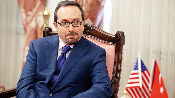 ABD Büyükelçisi için zor sorular