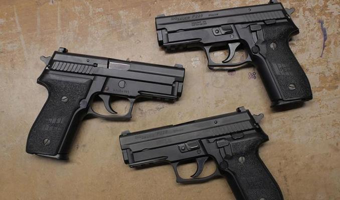 Polisler Sig Sauer silah kullanmayacak