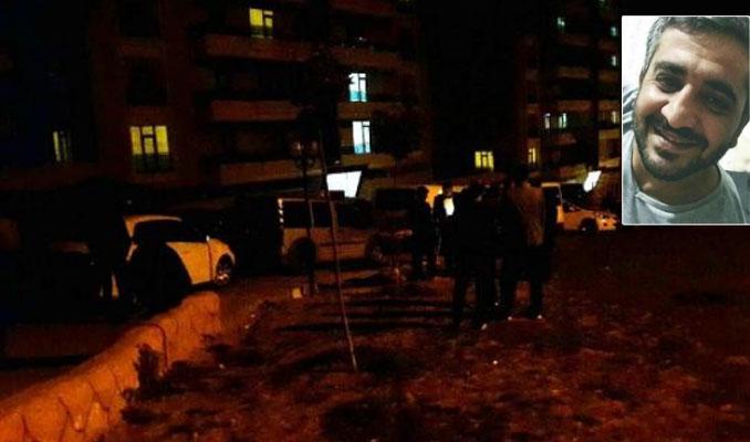 Diyarbakır'da öğretmene evinin önünde 7 kurşun