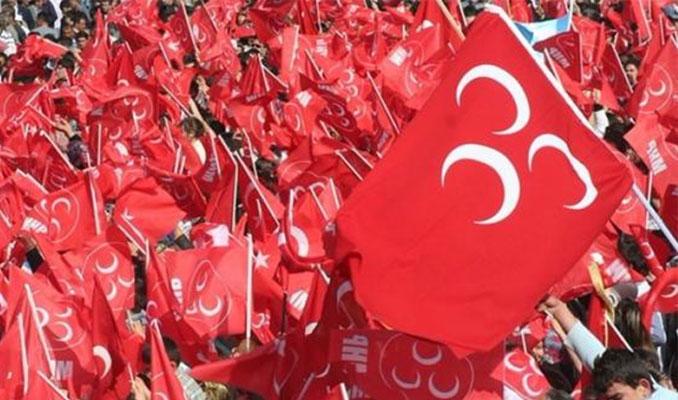 Babaeski'de MHP'den 53 kişi istifa etti