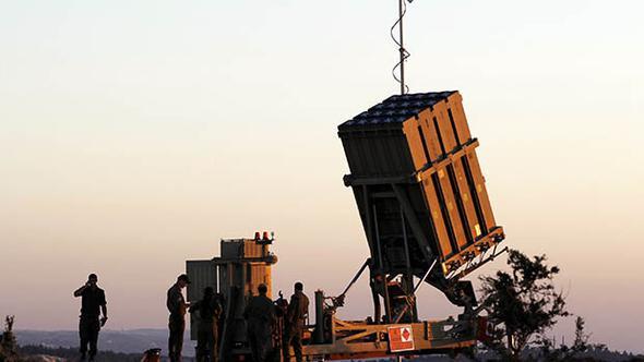 İsrail Gazze sınırında hareketlilik: Demir Kubbe hamlesi