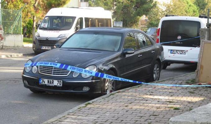 Kadıköy'de cinayet! Başından vuruldu