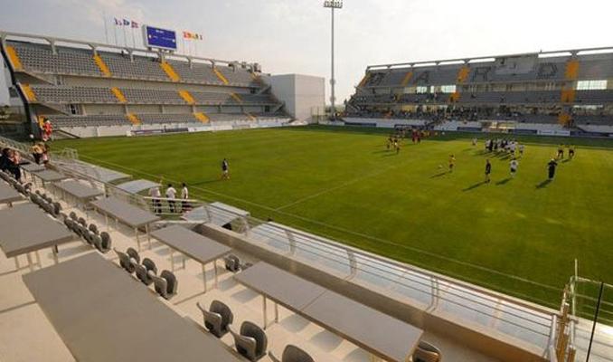 Mardan Stadyumu yine satılamadı