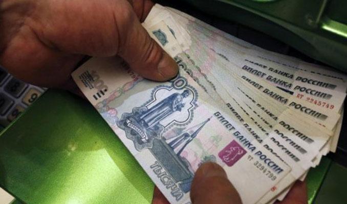 Rusya'ya para girişi artıyor